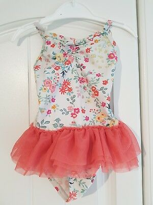 NEXT Baby Girls 3-6 Months Swimming Costume (A227)