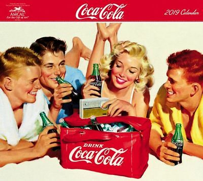 Amcal Coca-Cola Wall Calendar - Wall Calendars