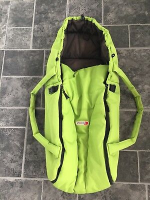 Phil&Teds e3 Lime Green Cocoon