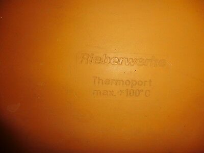 Rieber  Thermoport Thermobox Thermobehälter GN Behälter
