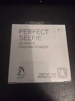 WUNDER2 PERFECT SELFIE - HD Photo Finishing Powder, new in box