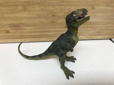 Papo Green Baby T-Rex Dinosaur (with opening jaw)