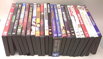 Used Dvds For Sale >> Dvd Bulk Lot 24 Movies 19 99 Picclick