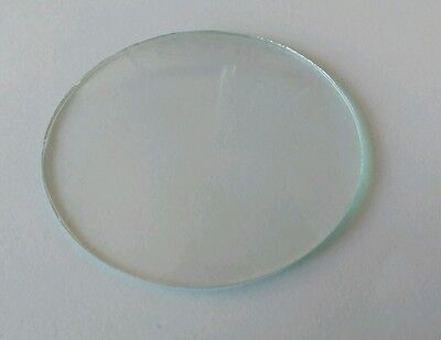 Round Convex Clock Glass Diameter 2 2/16'''