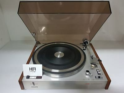 Giradischi Philips Ga 202 Hifi Vintage International Electronic Record Player