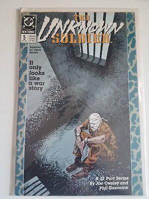 The Unknown Soldier No.5 (DC Comics, 1989)
