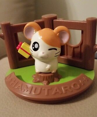 Brand New Vintage 2011 Japan Bandai Hamtaro hamster Tree House Diorama Figure