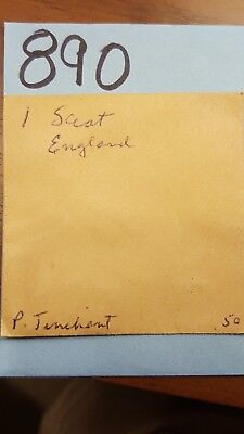 Lot 890  One England Sceat 600 1066