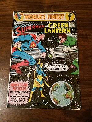 World's Finest #201 (March 1971, DC)