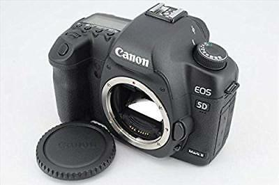 Canon EOS 5D Mark II 21.1MP Digital SLR Camera Body Excellent from Japan F/S
