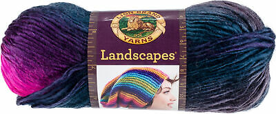 Lion Brand Landscapes Yarn-Galaxy 3 Pack