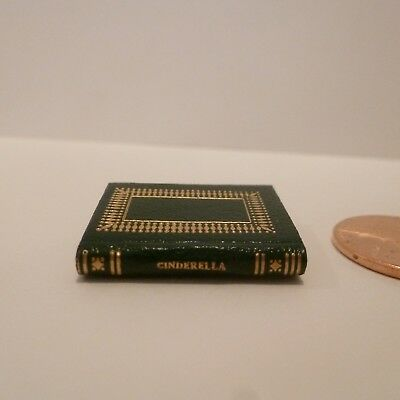 Barbara Raheb   Exquisite Miniature Book      Titled Cinderella     #171/300