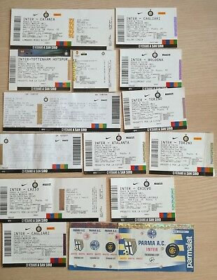 Biglietti Ticket Inter Europa League - Serie A