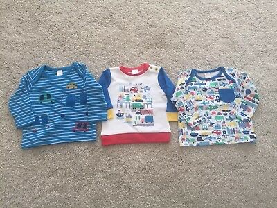 Boots Mini Club Baby T-Shirts, 3-6 Months, New