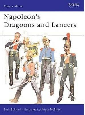 Osprey Men At Arms 55 NAPOLEON'S DRAGOONS and LANCERS