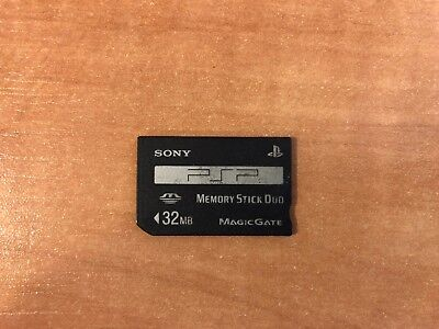 Sony Memory Stick Duo 32MB