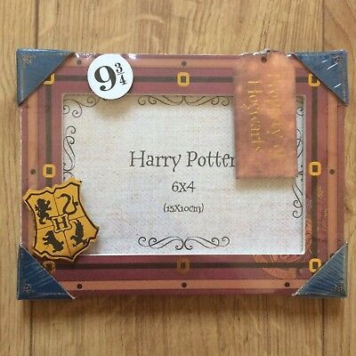 HARRY POTTER 9 3/4 Photo Frame Photograph Picture Frame Brand New ...