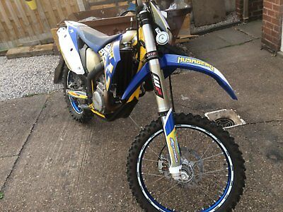 Husaberg  Fe 390 Enduro 11  Very Nice Bike Take A Look  61/2011/ Plate