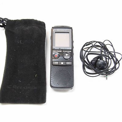 Sony ICD-PX720 Digital Voice Recorder with Earphone#15769