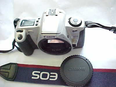 Free shipping!  Very clean Canon 35 mm EOS Rebel 2000 camera body, no lens.