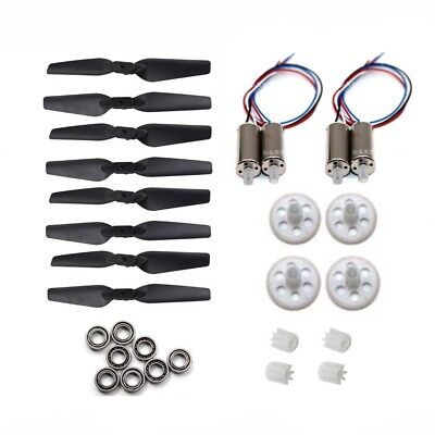 JDRC JD-20 YH-19HW  Rc Drone Quadrocopter Spare Parts Engines motor Main Gear