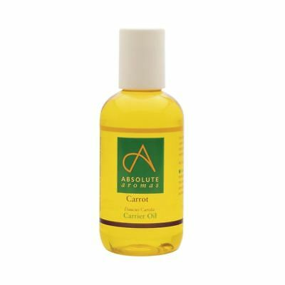 Absolute Aromas Natural Carrot Carrier Oil 50ml