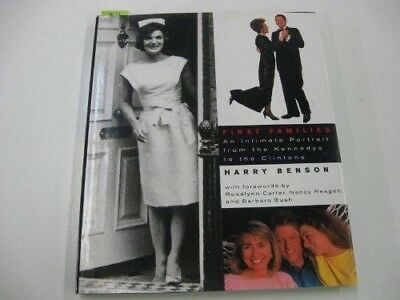 Harry Benson. first families. pictures of american presidential families