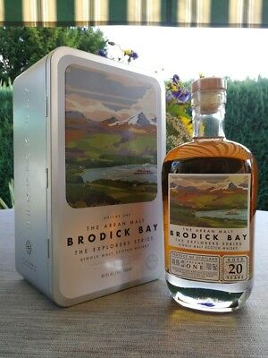 Arran Brodick Bay - The Explorer Series - 20 Jahre - Single Malt Whisky