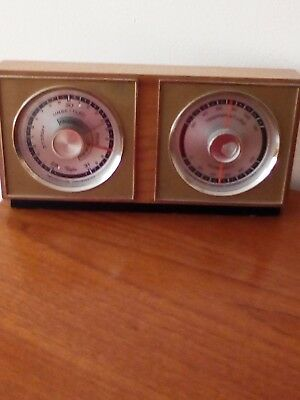 Taylor  Instruments Weather Station Barometer.