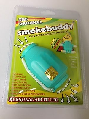 TEAL Smoke Buddy - Personal Air Filter/ Purifier Brand New