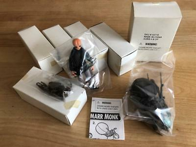Kenner Star Wars 5x Cantina Band Member B'omarr Monk Mail in POTF 1997