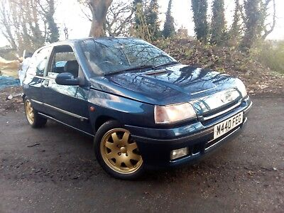 1995 M Renault Clio 2.0 16V Williams In Immaculate Condition Px Swaps Welcome