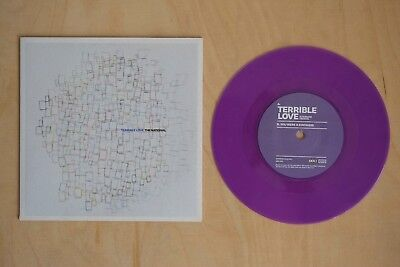 """The National - Terrible Love 7"""" inch   LP Interpol Bon Iver"""