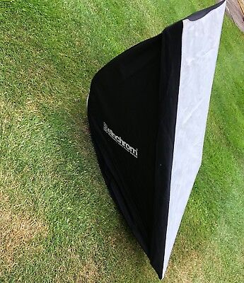 Elinchrom Softbox With Front Cover And Inner Diffuser 68 x 68cm Square