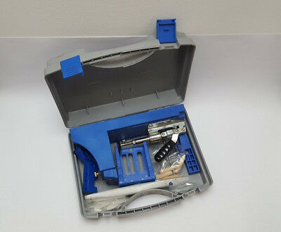 A Little Used KREG JIg Master System Pocket Hole Joinery System 8427