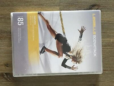les mills dvd Body Attack Release 85