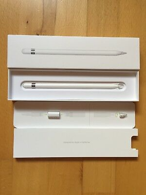 Apple - Pencil - Stift - Weiß - MK0C2ZM/A - Model A1603
