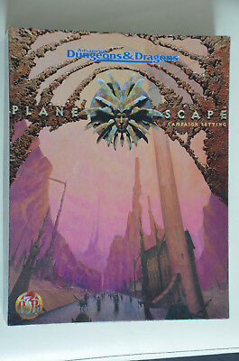 Planescape Campaign Setting - boxed - Advanced Dungeons & Dragons AD&D