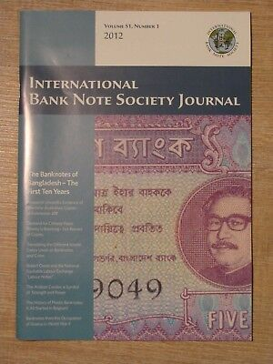 IBNS Journal - 4 Hefte Jahrgang 2012 - in English - used, but clean