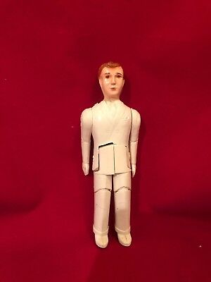 Renwal Father Man Doll For Dollhouse Miniature 1:16