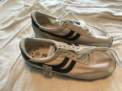 VINTAGE DEADSTOCK 1970's Prochamps RUNNING SHOES TRAINERS mens size 8