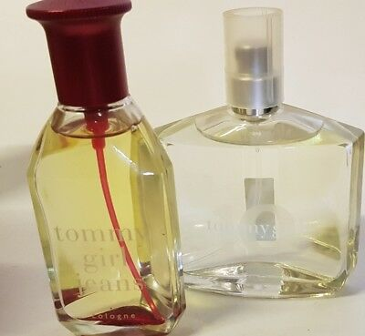 Tommy Girl 10 2006 Eau de Toilette 100 ml &  Tommy Girl Jeans 2003 Cologne 50 ml