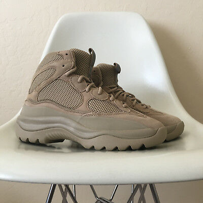 sports shoes 48e1a d7059 YEEZY SEASON 6 Desert Rat Boot Size 41 8 Taupe 350 750 700 Kanye West RARE  NEW