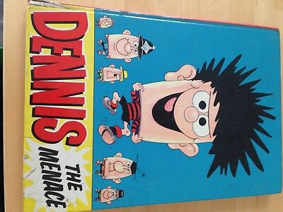 Dennis the menace 1662 annual reasonable condition