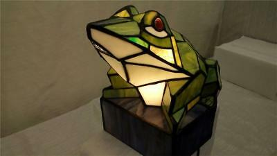 Colourful Frog Shaped  Lamp (11259-MY-W28)