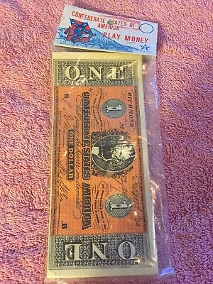 Confederate States Of America Play Money Full Pack Whitman Publishing 2-56/B