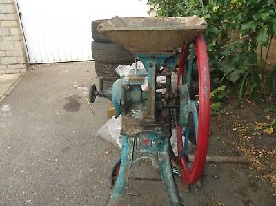 bamford corn mill stationary engine