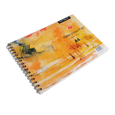 A4 Watercolor Paper Pad Sketch Book Pad Paper For Painting & Drawing Book