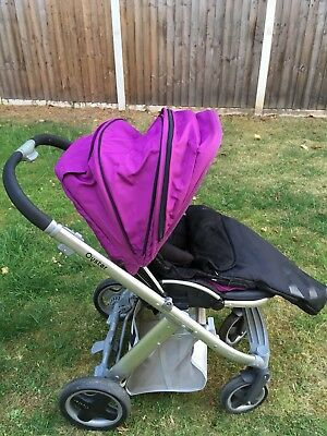 Babystyle Oyster Stroller & Carrycot