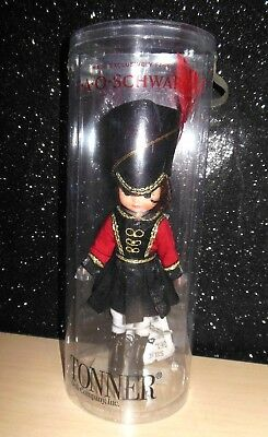 TONNER FAO SCHWARZ TOY SOLDIER– Betsy McCall Doll—NRFB—- BEAUTIFUL DOLL NEW
